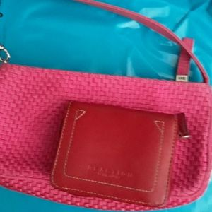 The Sak purse and reaction wallet